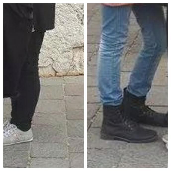 Wich legs look better?