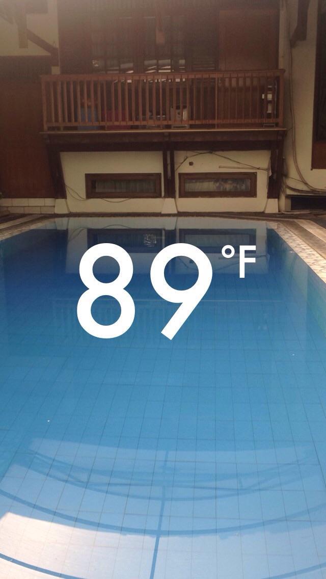 Should i go for a swim?