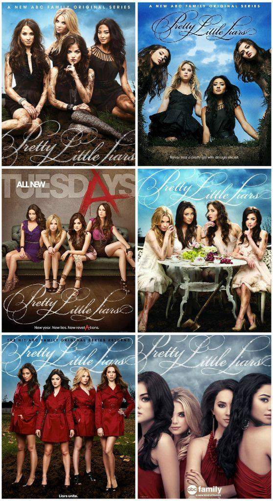 Who Is Your Favorite Character In Pretty Little Liars?