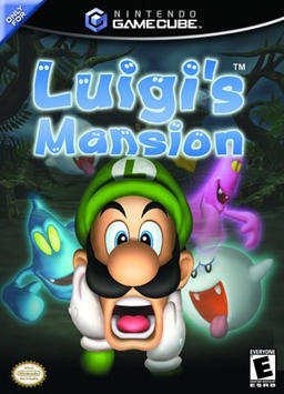Does anyone remember playing the video game Luigi's Mansion on the Nintendo Gamecube?