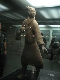 Who loves terracotta warriors?