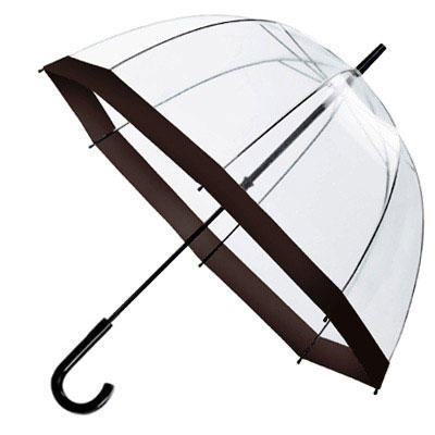 Which umbrella looks cuter or better?