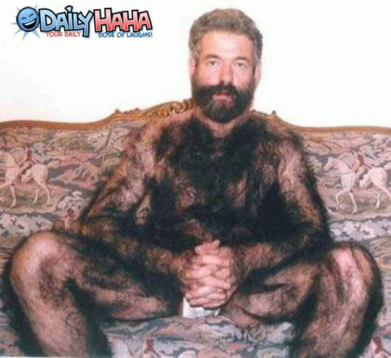 Girls you like hairy guys or not hairy guys ?