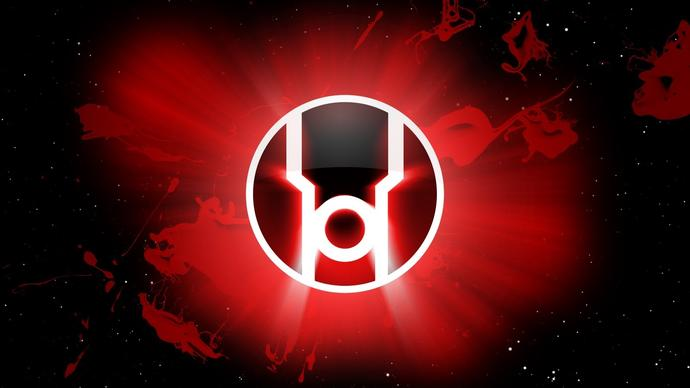 Pick two G@G users for the Red Lantern Corps?