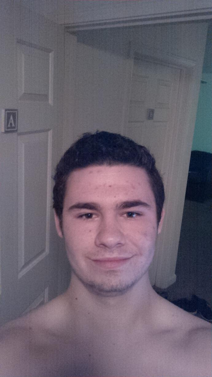 Girls, Is the slicked back hair a good look on me or should I keep it shorter?