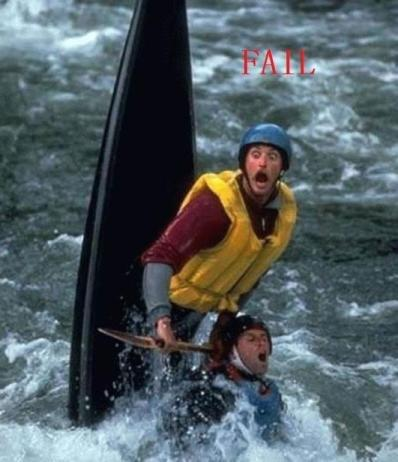 Have you  ever gone canoeing? How was it?