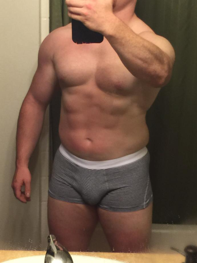 Girls, Is this style of underwear attractive on men?