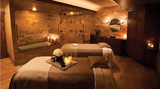 Would you go to a spa with someone of the opposite gender who is just a friend?