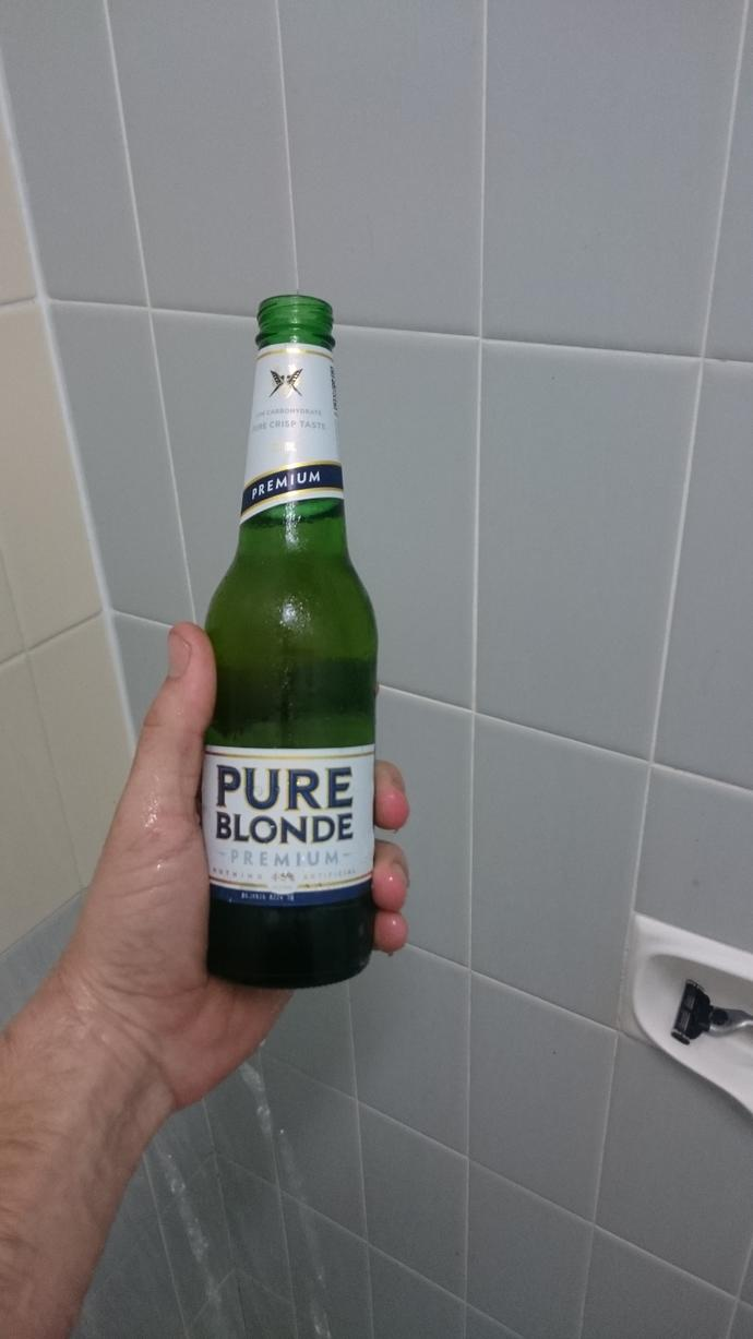 Who likes Shower beer?