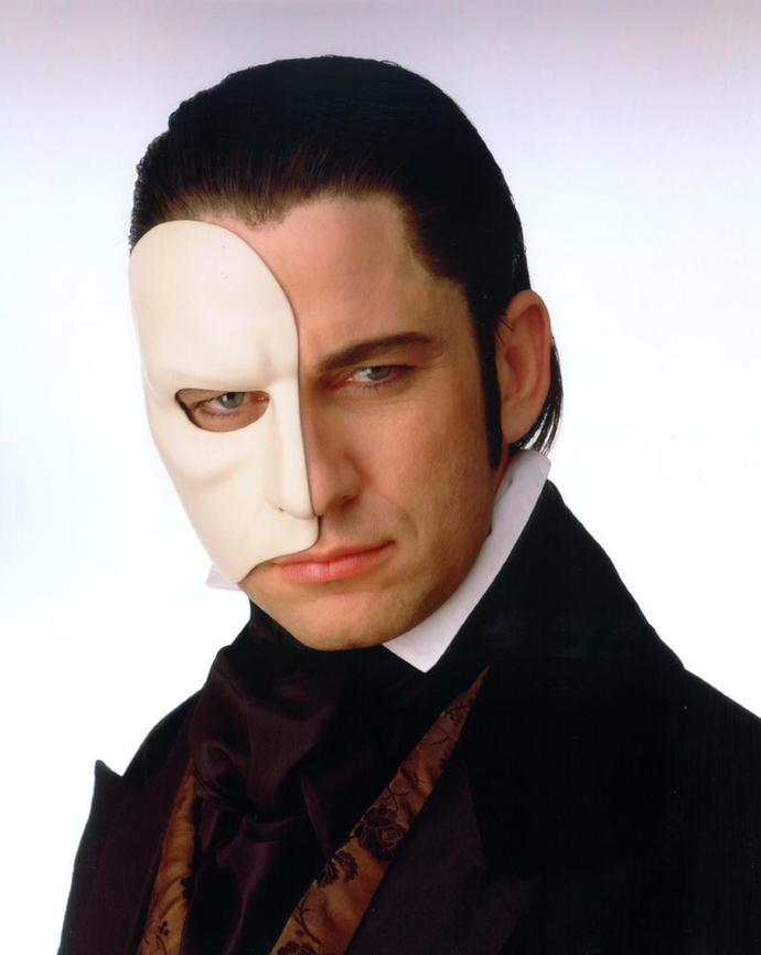 Girls, of those who watched phantom of the opera, who would you choose?