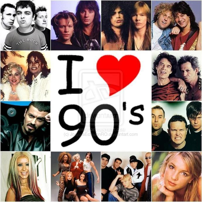 What's your favorite 90's song?