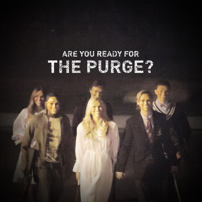 #ThePurge: If the Purge were real, would you purge or hideout?