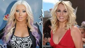 Britney Spears Vs Christina Aguilera - Who do you prefer?