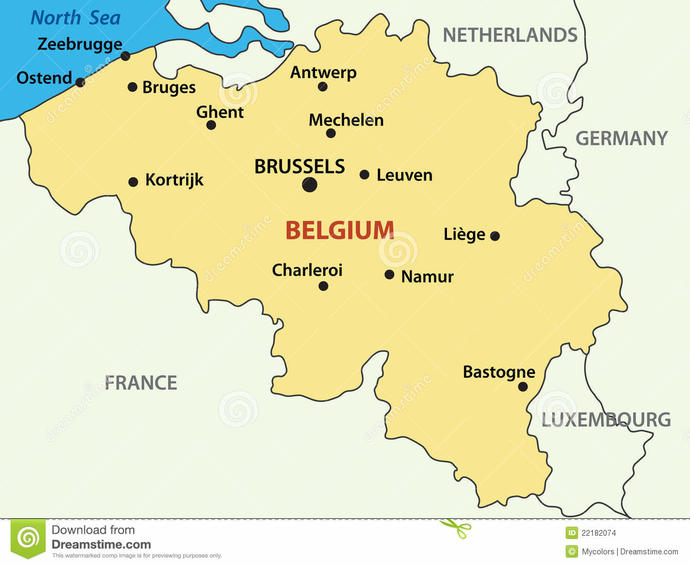 When you think of Belgium, what first comes to mind?