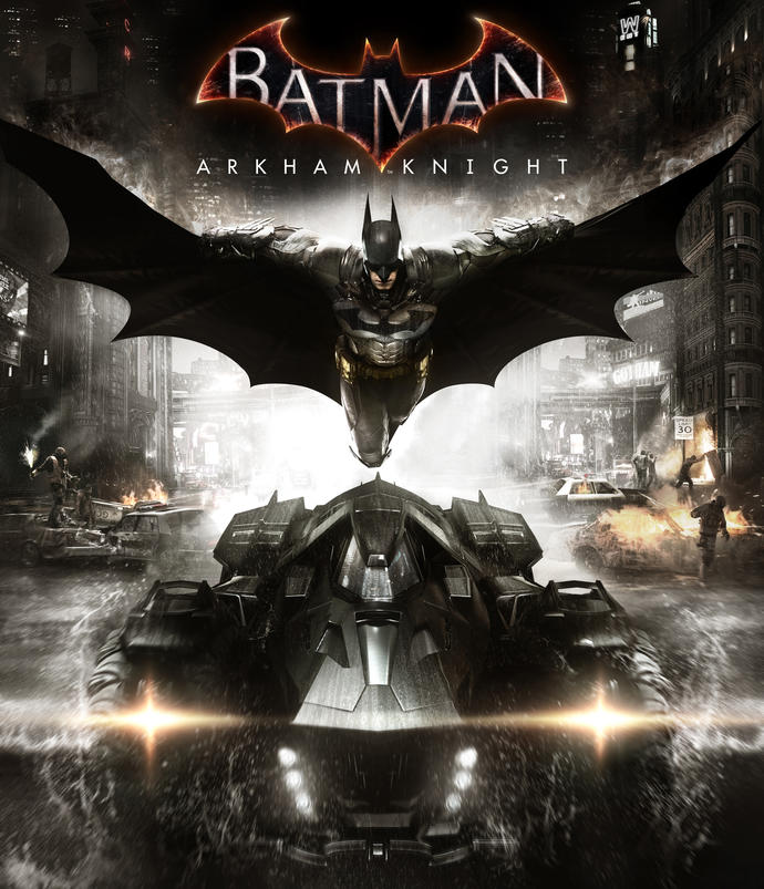 Has anyone here on GAG pre-ordered the upcoming Batman Arkham Knight video game?