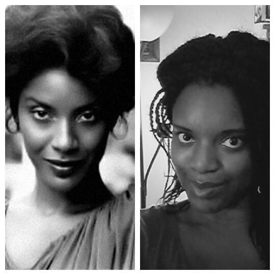 Okay, I know people will be harsh, but I have to ask. Do I look similar to a young Phylicia Rashad?