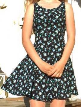 How do I look in this dress?