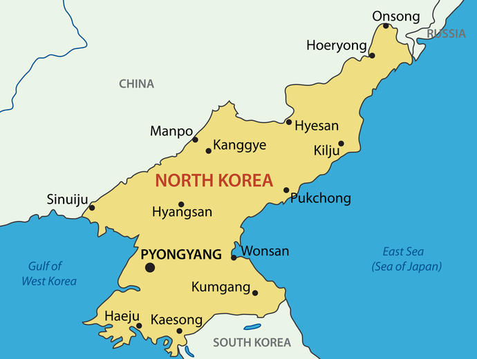 When you think of North Korea, what first comes to mind?