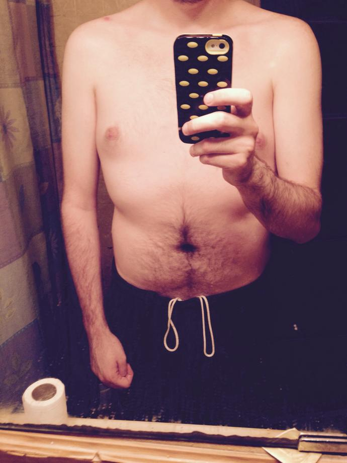 Girls, please rate my body?