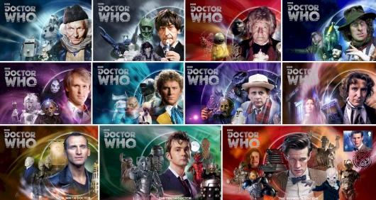 Okay Whovians!!! Which actor was your favorite Doctor?