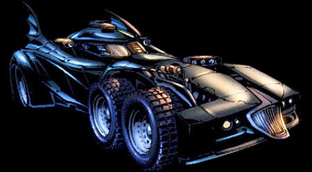 Would you rather drive the Batmobile or the Blue Falcon(what Captain Falcon drives from F-Zero)?
