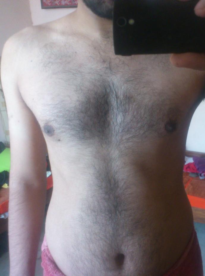 Girls, What to you think about my body?