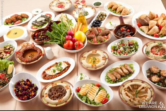 have you ever tasted Lebanese cuisine?what's your favourite lebanese dish?