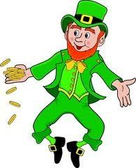 In this question you are a Leprechaun, what do you do?