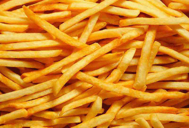 BATTLE OF THE FRIES:  Which fast food place has the best fries?