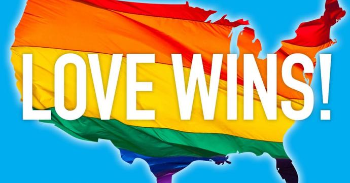 America! We now have #MarriageEquality in all 50 states! How does it feel?