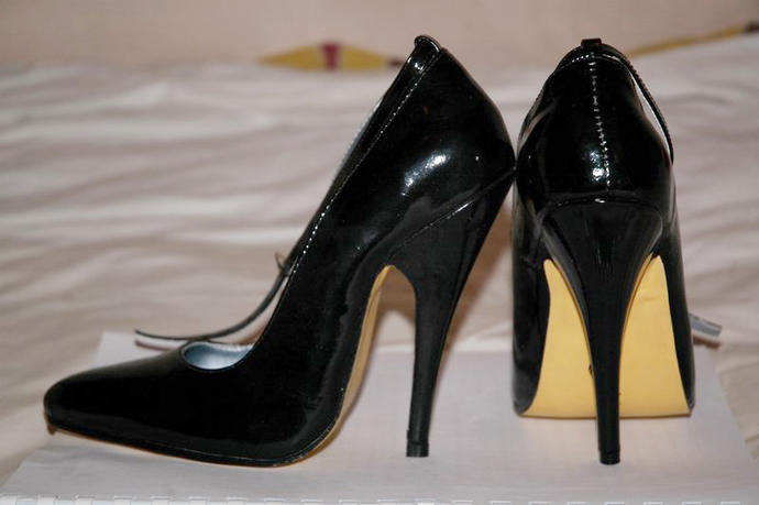 Do you think stiletto is the best form of high-heel shoes?