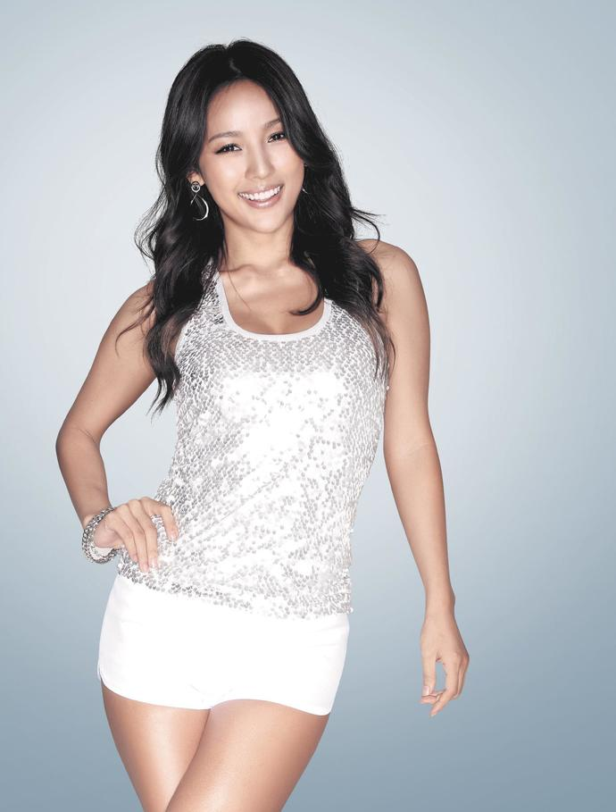 Do you find Lee Hyori hot?