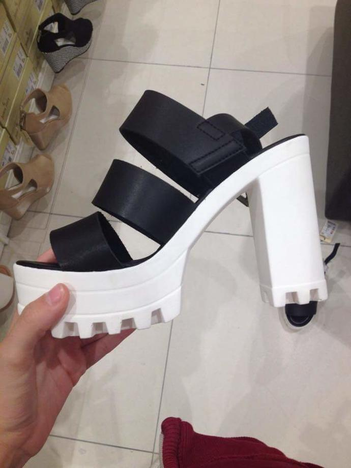 Are this shoes too high?