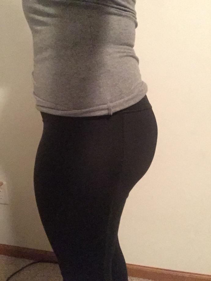 Is my butt a decent size?