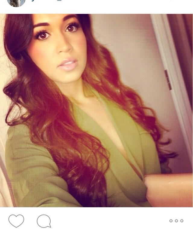 Would you say this girl is beautiful?