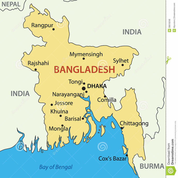 When you think of Bangladesh, what first comes to mind?