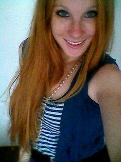 Am I pretty for a natural redhead? (Pictures added and I also have a recent profile picture)?