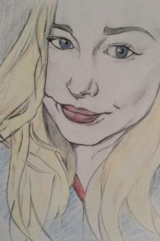 What do you think of my cartoon?