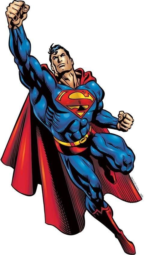 In this question you are superman, what do you do?