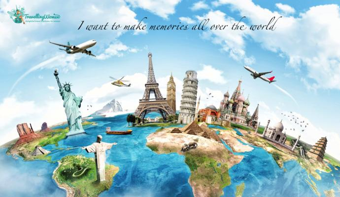 Where would you want travel and what would you want to do there?