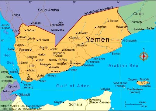 When you think of Yemen, what first comes to mind?