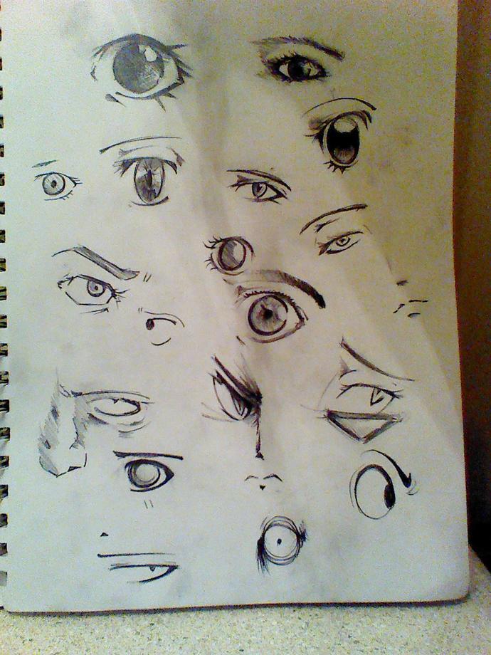 A stumped artist??? I have NO idea what I should do..?