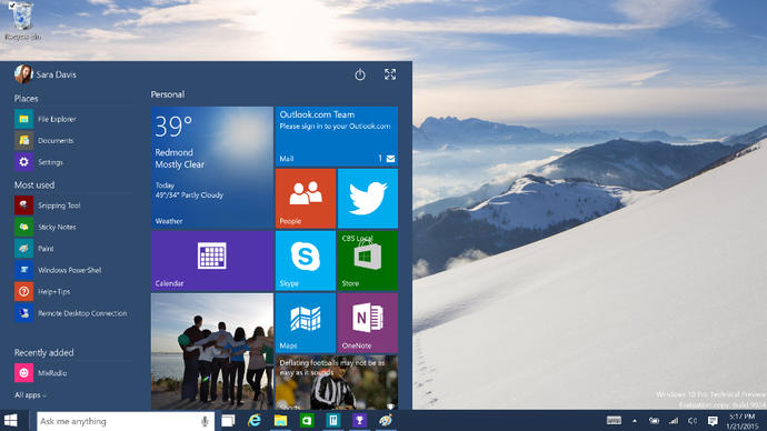 What do you think of Windows 10 ?? i need some advice please?