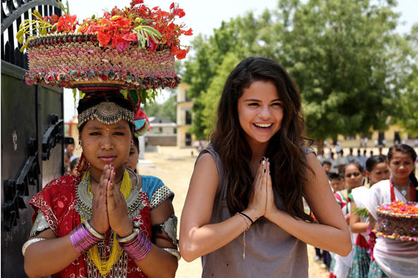 Do you know about 'Namaste' tradition of Nepal?
