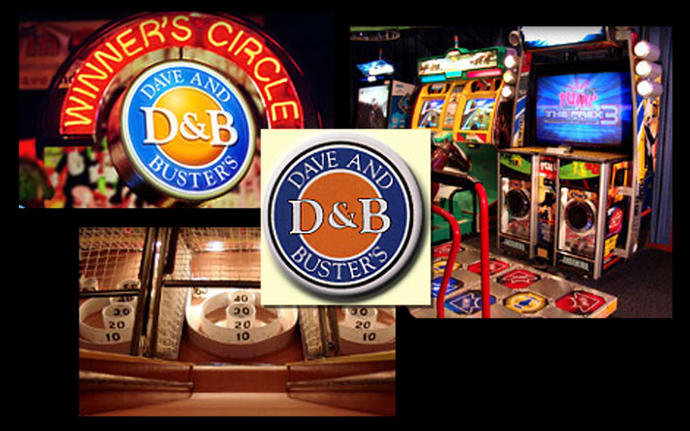What do you think about dave and busters?