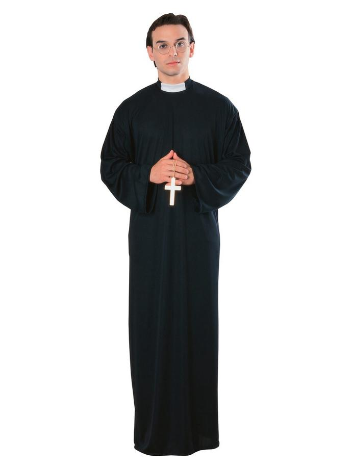 In this question you are a priest or nun, what do you do?