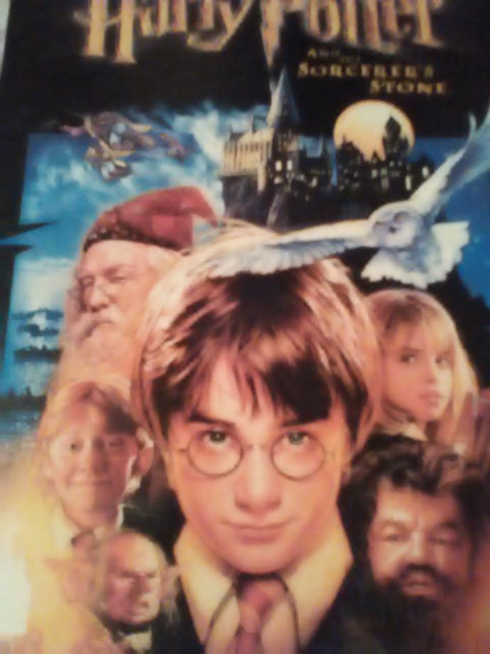 Guys, what's your first thought when a girl tells you that she is obsessed with Harry Potter?
