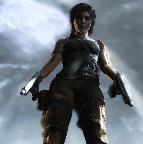 What modifications would you make to Lara Croft's appearance to make her more enjoyable to play with?