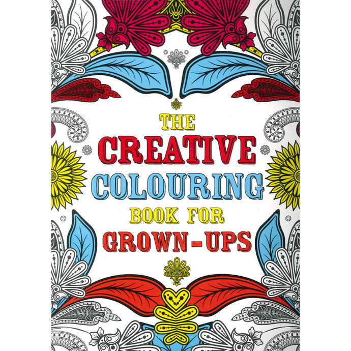 what you think of colouring books for adults??