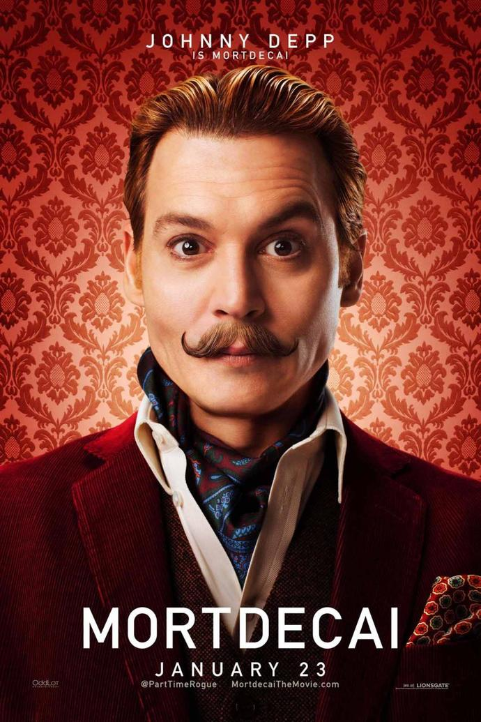 what you think of the movie Mortdecai??
